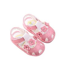 Summer New Girls Sandals Korean Princess Baby Shoes Hollow Shoes Sandals image 2