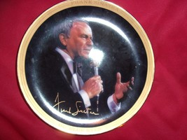 "Franklin Mint "" Frank Sinatra - My Way "" Musical Plate - $24.73"