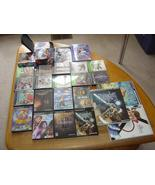 Lot of 24 PSX + PS2 RPG's Lunar 1+2 With Guides - $1,100.00