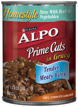 UPC 011132125615 - Purina ALPO Gravy Wet Dog Food ,13 Ounces,  6 Included - $25.00