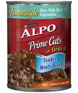 UPC 011132125615 - Purina ALPO Gravy Wet Dog Food ,13 Ounces,  6 Included - $25.00