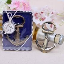 Anchor Bottle Opener Wedding Favor Beach Themed Nautical Bridal Shower S... - $8.50+