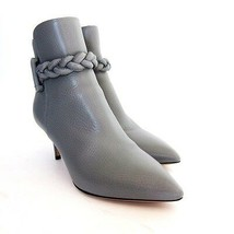 S-720578 New Valentino Garavani Gray Boot Shoes Size US-9 Marked-39 - £635.50 GBP