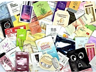 Korean Beauty Samples 70-Piece Set Discovery Pack 10 + Free Gift