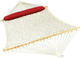 Deluxe Double Rope Hammock - Natural - $87.07