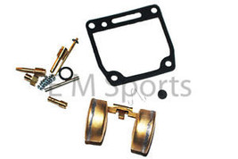 80cc Dirt Pit Bike Carburetor Carb Rebuild Repair Kit For Yamaha PW80 20... - $17.77