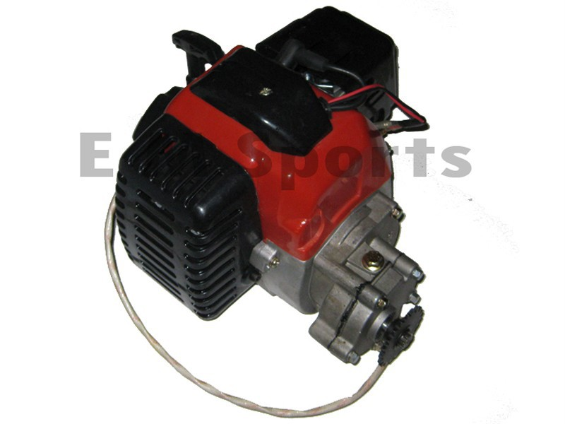 2 Stroke 33cc 43cc 49cc Performance Exhaust Parts X1 X7