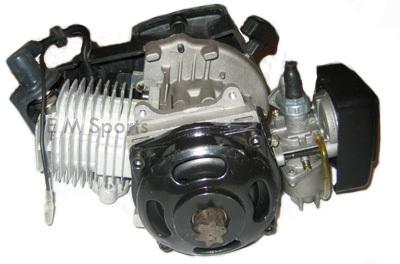 Mini Pocket Bike Engine Motor 47cc 49cc Part Cags A2 A3