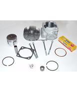 Mini Pocket Dirt Bike Cylinder Big Bore Upgrade 47cc 49cc COOLSTER QG-50... - $56.38