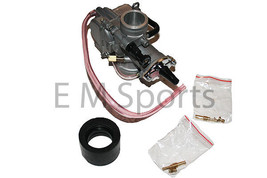 Performance KOSO Carburetor 26mm For 50cc KYMCO Agility 50 DJS 50 New Se... - $56.06