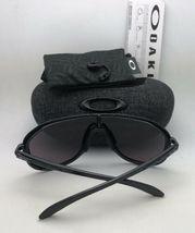 New OAKLEY Sunglasses OUTPACE OO4133-01 Black Ink-Black Frame w/ Warm Grey Lens image 4