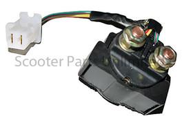 Solenoid Relay For Atv Quad Yamaha Warrior Big Bear YFM350 Engine Parts 91-94 - $13.46