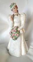 Schmidt Musical Figurine-signed Y Yamada 5 x 9 Mendolssohn Wedding March... - $11.99