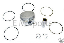 Gas Dirt Pit Bike 150cc Piston Kit 56.5mm Parts Lifan Engine Motor 1P56FMJ - $18.05