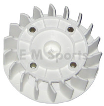 Gas Scooter Moped Plastic Fan 125cc 150cc KYMCO Agility 125 150 Movie Motor Part image 2