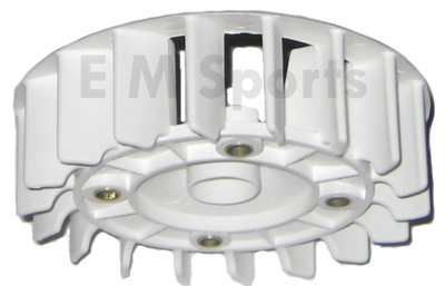 Gas Scooter Moped Plastic Fan 125cc 150cc KYMCO Agility 125 150 Movie Motor Part image 4