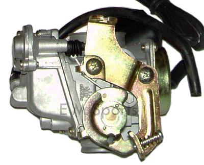 chinese go kart carburetor 110cc engine motor carb parts