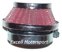 Mini Moto Pocket Dirt Bike Performance Air Filter 47cc 49cc COOLSER QG-50 Parts
