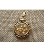 Natural Gold Nugget Pendant Floating Placer Gol... - $99.00