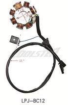Chinese Go Kart Buggie 8 Pole Stator Alternator 150cc COOLSTER 6150 Parts - $32.68