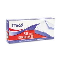 Mead Business Envelope, 4 1/8 x 9 1/2, 20 lb, W... - $6.95