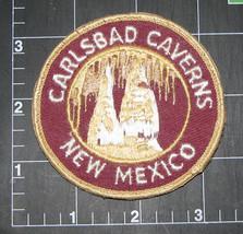 Carlsbad Caverns New Mexico Souvenir Patch - $9.99