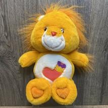 "2004 Care Bears Cousins Brave Heart Lion Plush Toy Stuffed Animal 12"" Re... - $15.70"