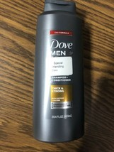 Dove Men+Care 2 in 1 Shampoo and Conditioner Thick and Strong 20.4 oz - $6.00