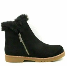 American Eagle Outfitters Women Ankle Zip Boots Size US 7 Black - $30.34