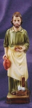 St. Joseph - the Provider - 8 inch Statue