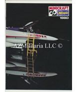 1980 Minicraft Hasegawa Catalog - $7.75
