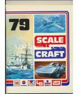 1979 Scale Craft Catalog - $11.75