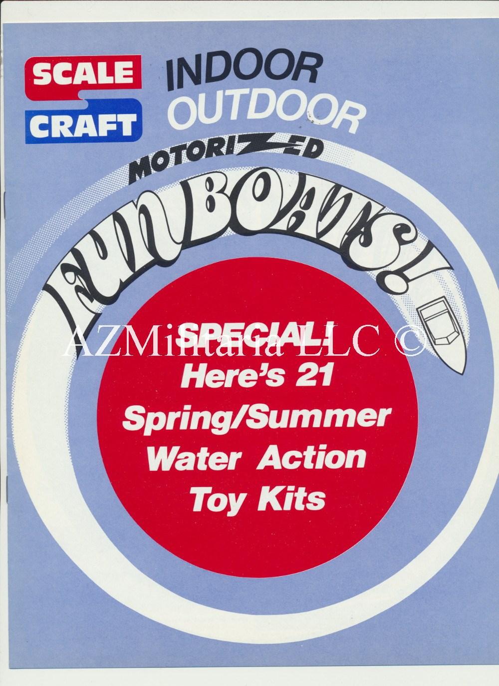 1979 Scale Craft Catalog