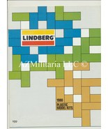 1980 Lindberg Plastic Model Kits Catalog - $15.75