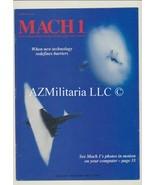 MACH 1 Catalogue Fall/Winter 1994 - $1.75
