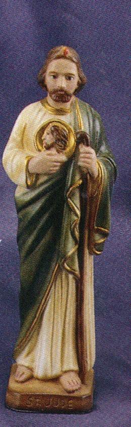St. jude 8 inch statue