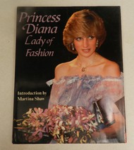Princess Diana Lady of Fashion  Intro by Martina Shaw - $19.99