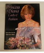 Princess Diana Lady of Fashion  Intro by Martin... - $19.99