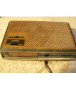 Vintage SPARTUS radio Alarm Clock WORKS! - $5.00