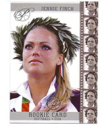 JENNIE FINCH U.S.A SOFTBALL GOLD SEALED ROOKIE CARD! 2004 OLYMPICS GOLD ... - $2.99