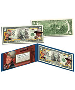 "JOHN WAYNE LIMITED EDITION ""SIGNATURED"" ""THE DUKE"" LEGAL TENDER U.S. $2 ... - $22.99"