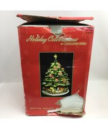 Christopher Radko Musical Tree Holiday Celebrations with Motion 15 Inches - $99.98