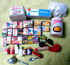 Doll  House  Food - $10.00