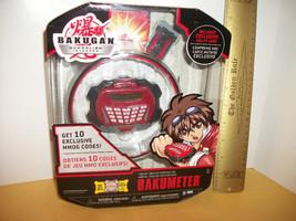 Bakugan Secret Agent Toy Gundalian Invader Bakumeter New Exclusive Abili... - $14.24