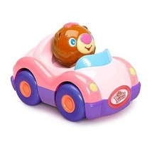 Bright Starts Having a Ball Press & Zoom Pals - Pink Roadster by Kids II - $25.47