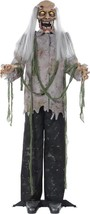 Zombie 60 Inches Halloween Prop Hanging Scary Haunted House Yard Scary D... - $64.90