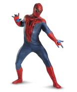 SPIDERMAN AUTHENTIC LICENSED THEATRICAL COSTUME Adult Halloween Marvel C... - $168.95
