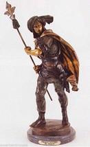 """Persian Soldier"" Solid Lost Wax Bronze Statue Sculpture by Pieaut - $1,020.50"