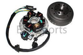 Atv Quad Stator Alternator Rotar Lifan Engine Motor Flywheel 140cc Parts - $41.68