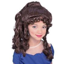 CHILD SIZE GRECIAN PRINCESS STYLED WIG - $12.00